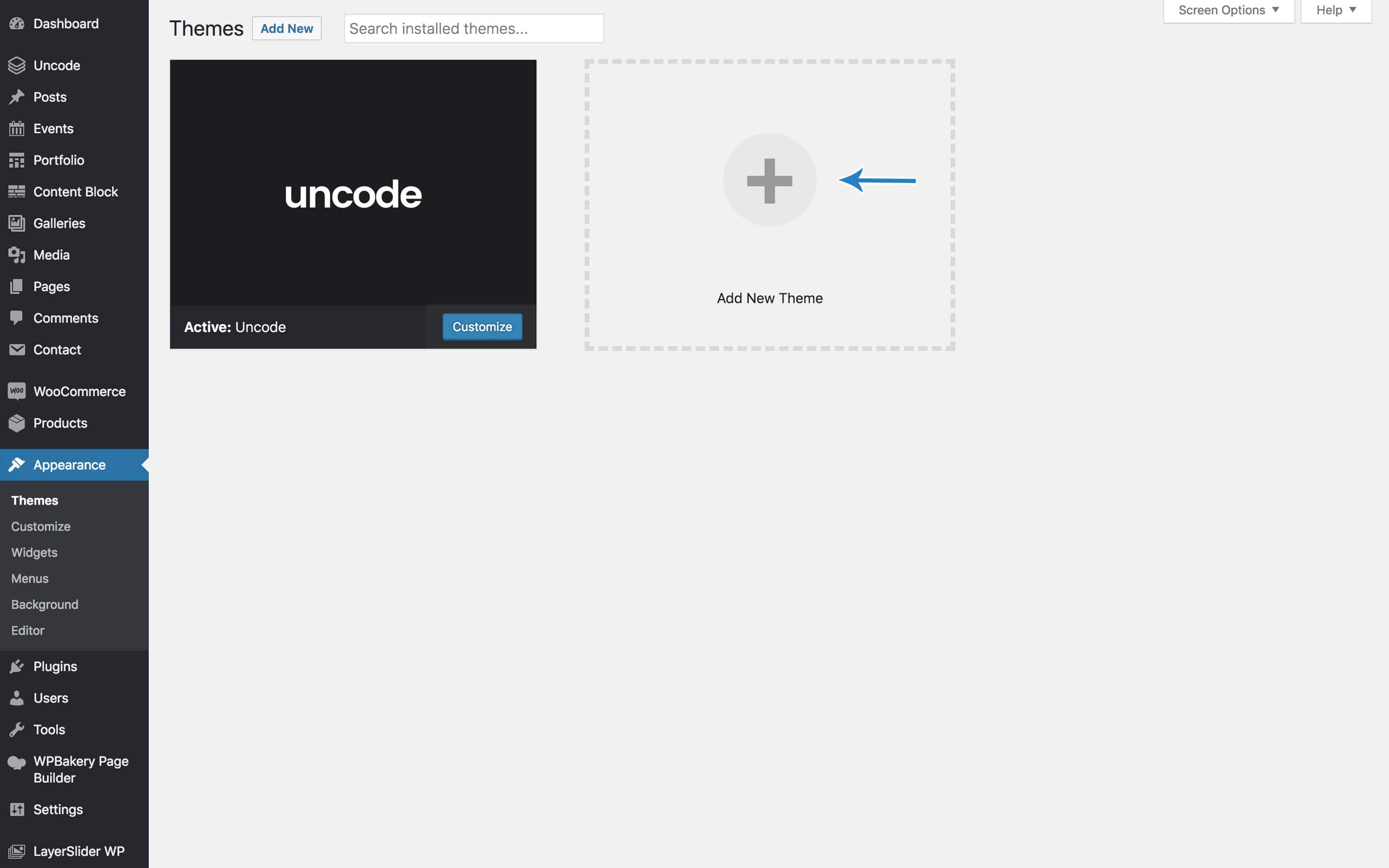 Child Theme – Uncode Theme - Documentation and Help Center