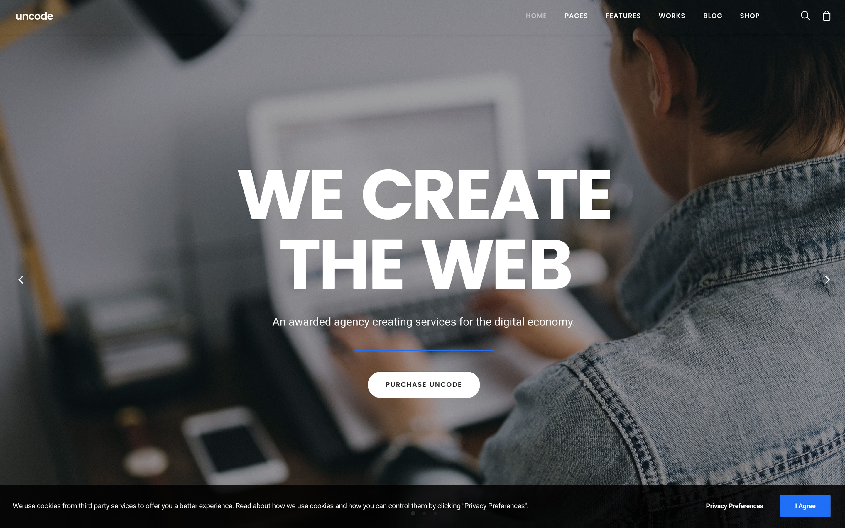 Privacy Plugin – Uncode Theme - Documentation and Help Center